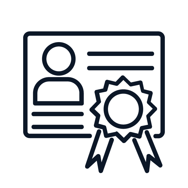 Create a Good Business Certification Icon